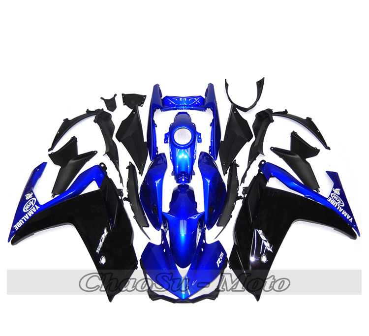 Fairing Kit YZF R25 R3 14-15-16 Full Complete Cover ABS Injection Molding Frame For YAMAHA YZF R25 R3 2014 2015 2016 Blue Red