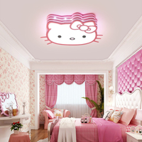 Cute Cartoon Kid Baby Room Light Lamp Princess Led Ceiling Light Lamp For Girls Boy Babies Kids Children's Room Bedroom Lighting