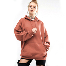 Buy Women's Maternity Sweatshirts Clothes Pregnant Women Long-sleeved Pocket Hooded Pregnancy Sweater Top directly from merchant!