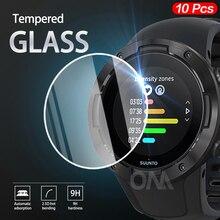 Protecteur décran pour montre connectée Suunto Core, 10 pièces, 9H, en verre trempé de qualité supérieure, 3/5/7/9