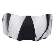Мотоцикл полный шлем козырек Универсальный для Jie Kai