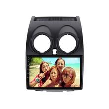 Android 10 Car Radio Multimedia Video Player Navigation GPS For Nissan Qashqai J10 2006 2007 2008 2009-2013 No 2 Din DVD