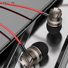 Wired באוזן אוזניות אוזניות בס אוזניות ספורט מוסיקה Fone Ouvido ראש טלפון עם מיקרופון עבור טלפון נייד MP3/4 נגן