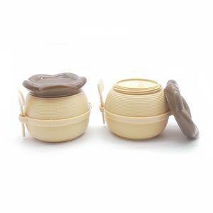 180 мл honey Jar органайзер для хранения коробка маска для рук крем-маска Slime Generic Box