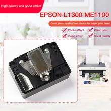 Epson ME1100 oryginalna głowica drukująca głowica drukująca do Epson ME1100 ME70 ME650 T1110 ME70 C110 ME650 L1300 TX510 głowicy drukującej tanie tanio Uverbon CN (pochodzenie) Złącza NONE Dostępny w magazynie