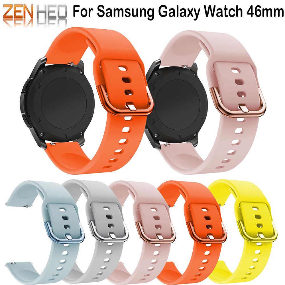 22 มม.สำหรับนาฬิกา Samsung Galaxy Watch 46 มม.Replacemet สำหรับ Samsung Galaxy Watch 46 มม.สมาร์ทนาฬิกาสมาร์ท