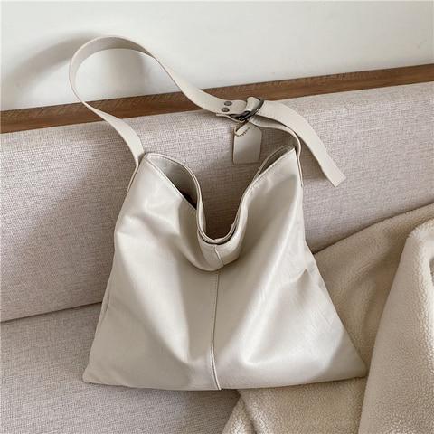 Burminsa мягкие сумки через плечо с широким ремешком для женщин