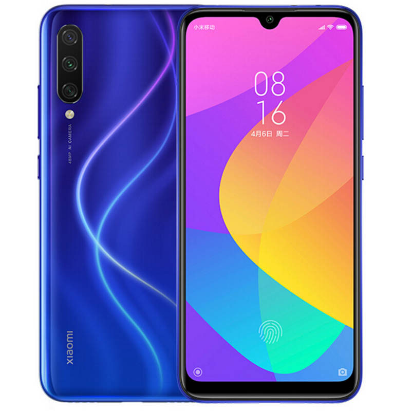 Купить Глобальная версия Xiaomi Mi 9 Lite (CC9) 6GB 128GB 48MP Тройная камера Snapdragon 710 4030mAh NFC In-screen Fingerprint смартфон на Алиэкспресс