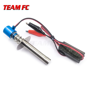 HSP Electric candles Glow Plug Starter Igniter for 1:8 1:10 Nitro Buggy Truck RC Model Car Baja Boat Plane Helicopter 80100 цена 2017