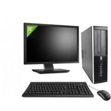 HP Elite 8200 SFF ORDENADOR DE SOBREMESA COMPLETO BARATO i5 - 2400 | 8GB RAM | 500HDD | DVD | WIFI | WIN 10 PRO + TFT 20