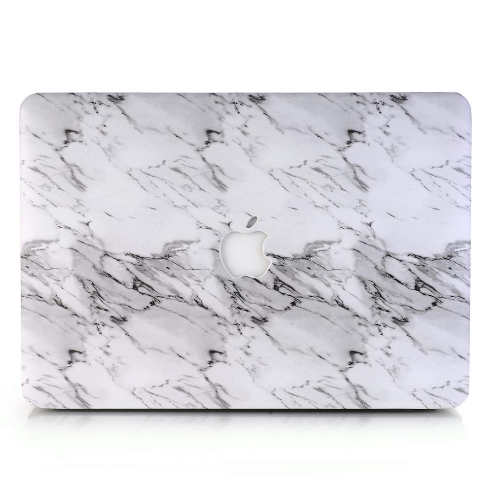 Marble Grain Case for MacBook 17