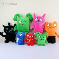 Yeaknow Kleine Monster Plüschtiere Nette Weiche Plüsch Spielzeug für Kinder Geburtstag Geschenke Wohnkultur Kdis Gefüllte Puppen Geschenk
