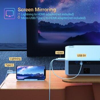Vankyo HDMI проектор Native 3