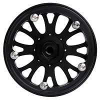 INJORA 4Pcs 2.2 Beadlock CNC Aluminum Alloy Wheel Rim for 1/10 RC Crawler Car Traxxas TRX-6 Axial SCX10 90046 Wraith RR10 4