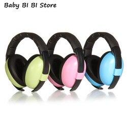Dziecko dziecko ochrona słuchu nauszniki ochronne słuchawki z redukcją szumów dla dzieci