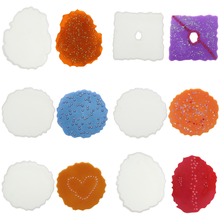 Полимерные формы для кастинга силиконовые горки украшения дома