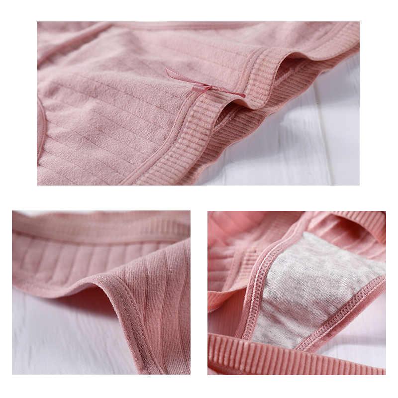 Calcinha de algodão lingerie feminina, roupa íntima, fio dental, casual, com costas t, 1 peça dzk10