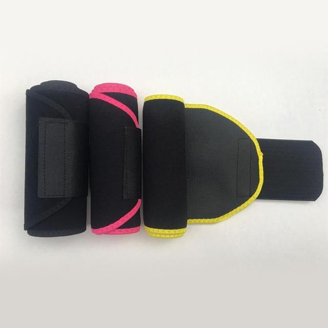 Unisex Waist Cincher Trimmer Tummy Slimming Belt Woman Corset Shaper Latex Waist Trainer Women Body Shapers Postnatal Care 3