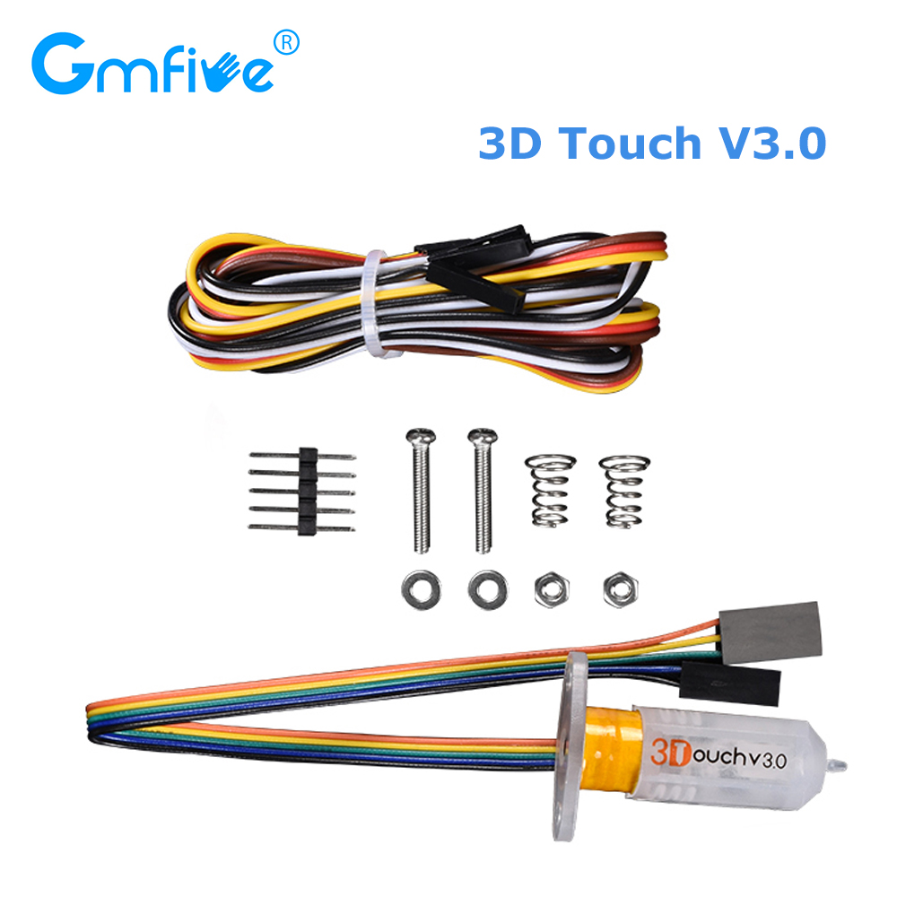 GmFive 3D Touch V3.0 Auto Bed Leveling Sensor Touch Sensor BL AUTO Touch Sensor For Reprap Ender 3 Mini E3 Anet A8 Tevo MK8 I3