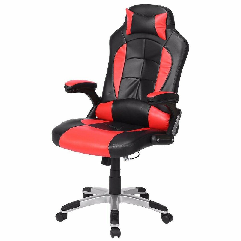 High Back Racing Gaming Swivel Chair Office Executive Computer Desk Chair