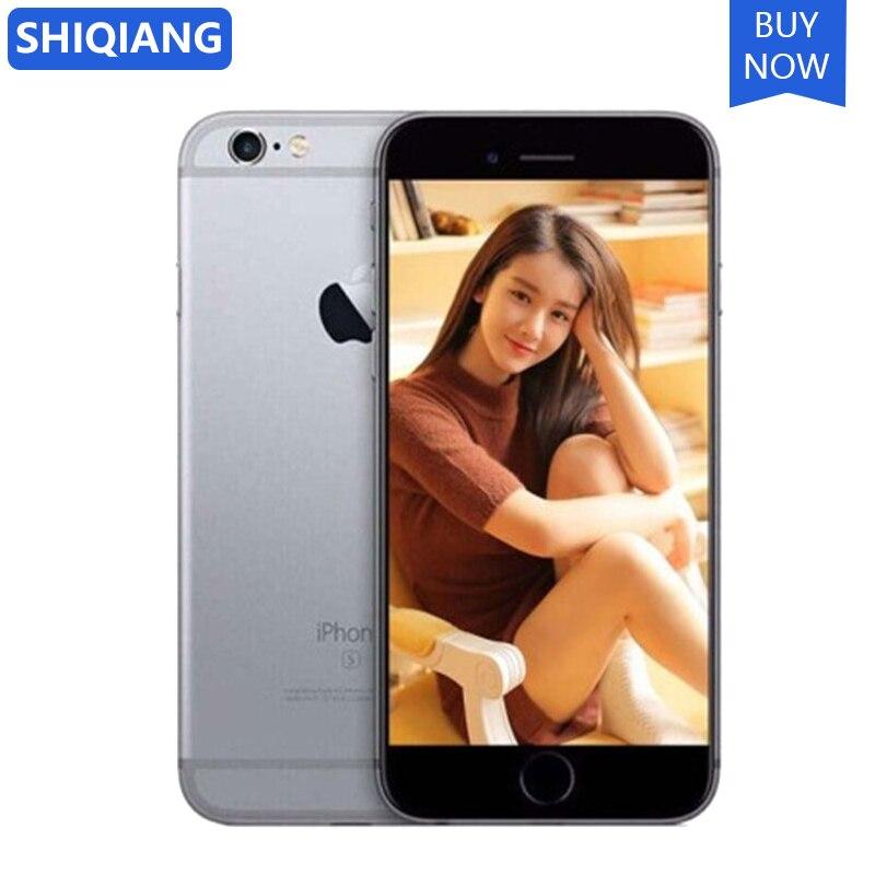 Original desbloqueado Apple iPhone 6 6s teléfono móvil 4,7