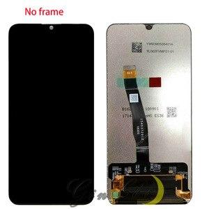 Image 5 - Tela lcd para huawei p smart, 2019, lcd, com moldura, pote lx1, lx1af, lx2j, lx1rua lx3 substituição da tela
