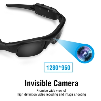Outdoor Sports Cycling Glasses Camcorder 2