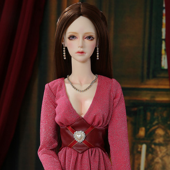 Doll BJD Lampu Mother Super Gem 1/3 Body Model Girls  Eyes supiadoll  dollmore OUENEIFS 2