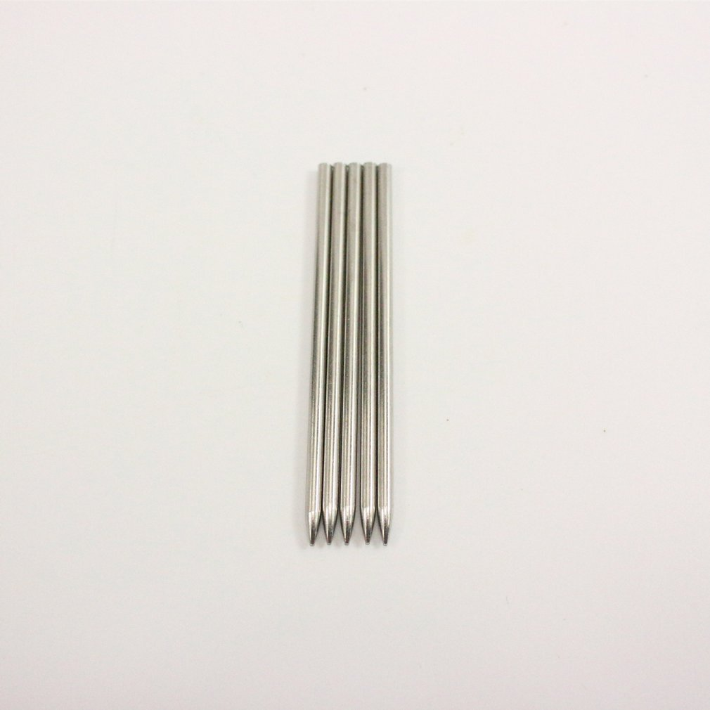 3mm Stainless Steel Needle Paracord Fid Lacing Stitching Needles For Paracord Bracelet Leather Weaving Tool