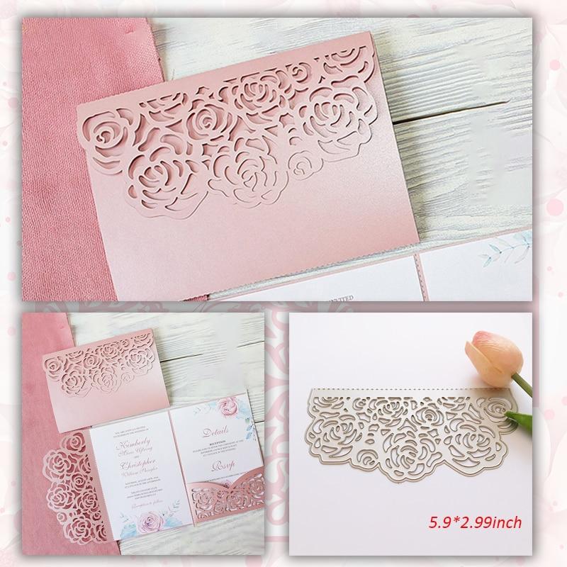 WEDDING BORDER die cuts scrapbook cards