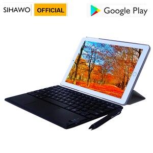 8 ГБ ОЗУ 128 Гб ПЗУ MTK Helio X20 Deca Core Android 8,0 планшетный ПК 10,1 дюймов 1920x1200 дисплей 4G Телефонный звонок WiFi металлические планшеты