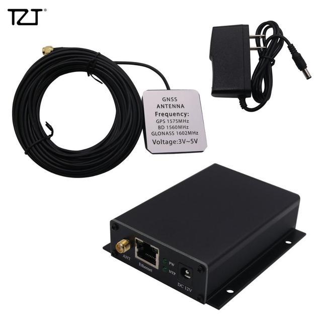 GPS Beidou GLONASS Galileo QZSS 데스크탑 버전 용 TZT 네트워크 시간 서버 NTP 시간 서버