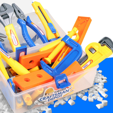 Repair-Tool-Set Simulation Educational-Toys Baby Boys for Girls Puzzle
