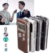 Digital Voice Recorders WAV Recording Pen Lithium Battery 8gb Digital Voice Recorder Mp3 Music Player Portable Audio Recorder