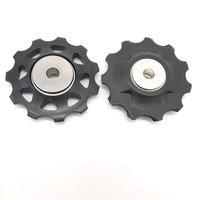 Shimano XTR RD M980 Dyna sys Bike Rear Derailleur Parts Bicycle Guide & Tension Pulley Set