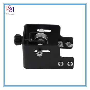 1ps Black 4040 Profile Y-axis Synchronous Belt Stretch Ender-3 Pro Straighten Tensioner For Creality 3D Printer part