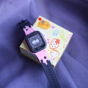 Image 5 - ساعة ذكية للأطفال PK Q50 Q90 Q528 ، ساعة يد SOS ضد الضياع مع 2G وبطاقة SIM ومكالمة الموقع للأطفال ، 2020
