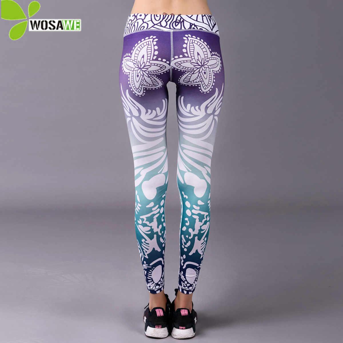BARBOK נשים כושר יוגה מכנסיים Slim גרביונים ריצה ספורט חדר כושר אימון מכנסיים חלקה בטן בקרת ספורט חותלות