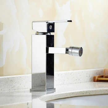 High quality  brass material single lever chrome hot and cold bathroom  bidet  faucet faucet,tap mixer