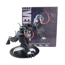 16cm New Venom Movie Edition Action Figure Model Toy Christmas Gift for Kids Birthday Gift for Kids  Venom Hand pvc model toys lis steampunk batman play arts kai action figure pvc toys 270mm anime movie model steampunk bat man playarts kai christmas gift