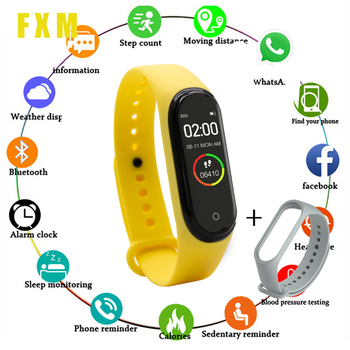 New Young Lovers New Mens Watches Waterproof Sport Silicone Band Watch Wristwatch Women Clock Electronics LED Pedometer Bracelet
