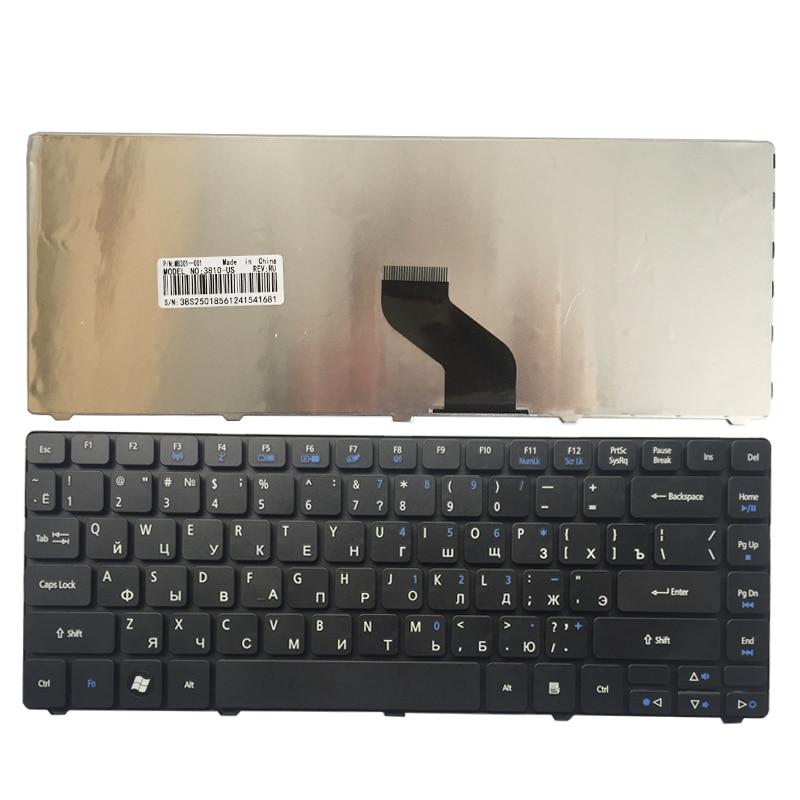 Russian Keyboard FOR ACER Aspire 4739Z 4740 4740G 4741 4741G 4741Z 4741ZG 4743 4743G 4743Z 4540 4540G NSK-AMK0R ZQH ZQ8A ZQ1 RU