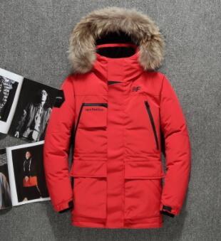 Новые все в чистая взрыв на открытом воздухе на каждый день для мужчин мужская пуховая куртка