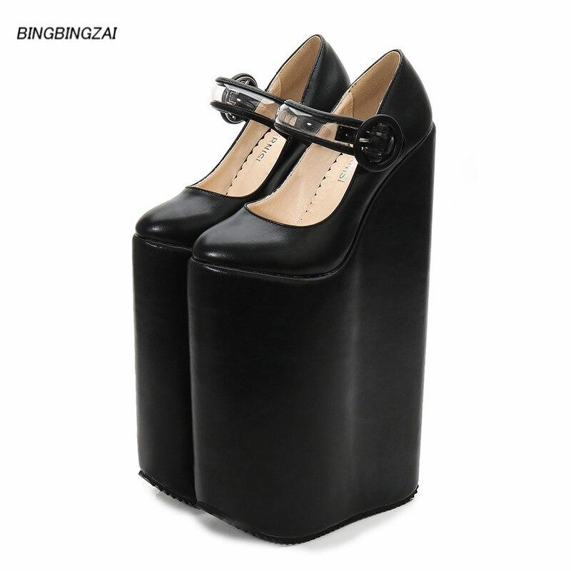 Women/'s nœud Chunky Talon Moyen Loisir à Enfiler Mocassins OL Travail Chaussures escarpins chic