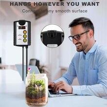 Датчик температуры и влажности с цифровым дисплеем контроллер
