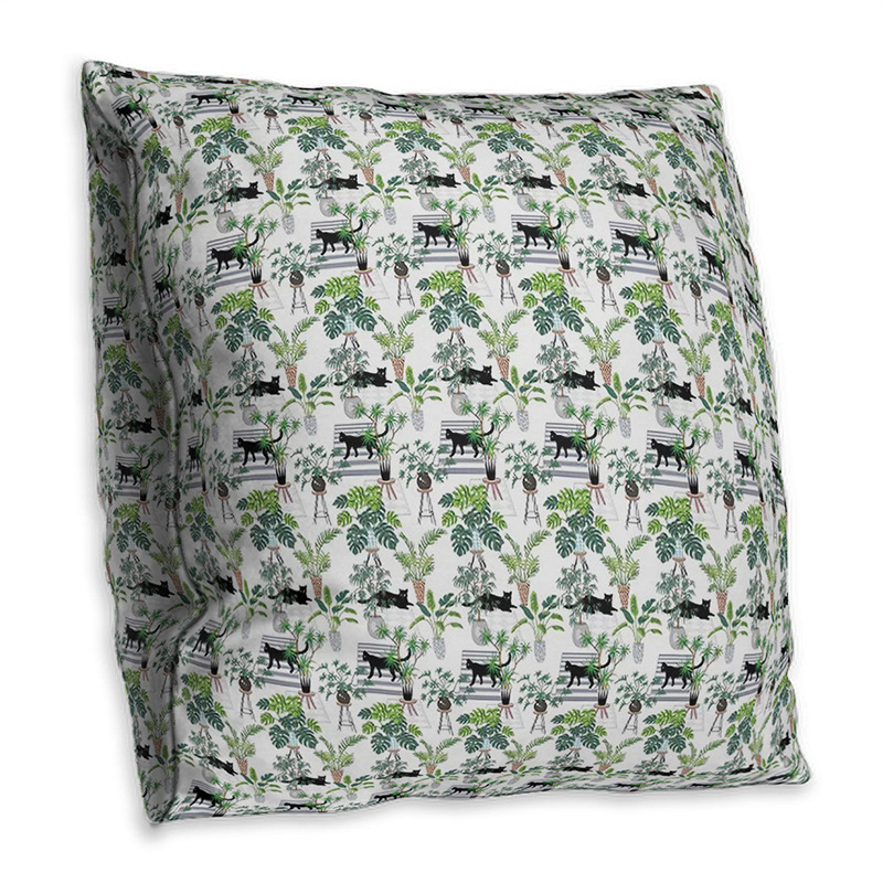 Unique Cat Themed Cushion Covers