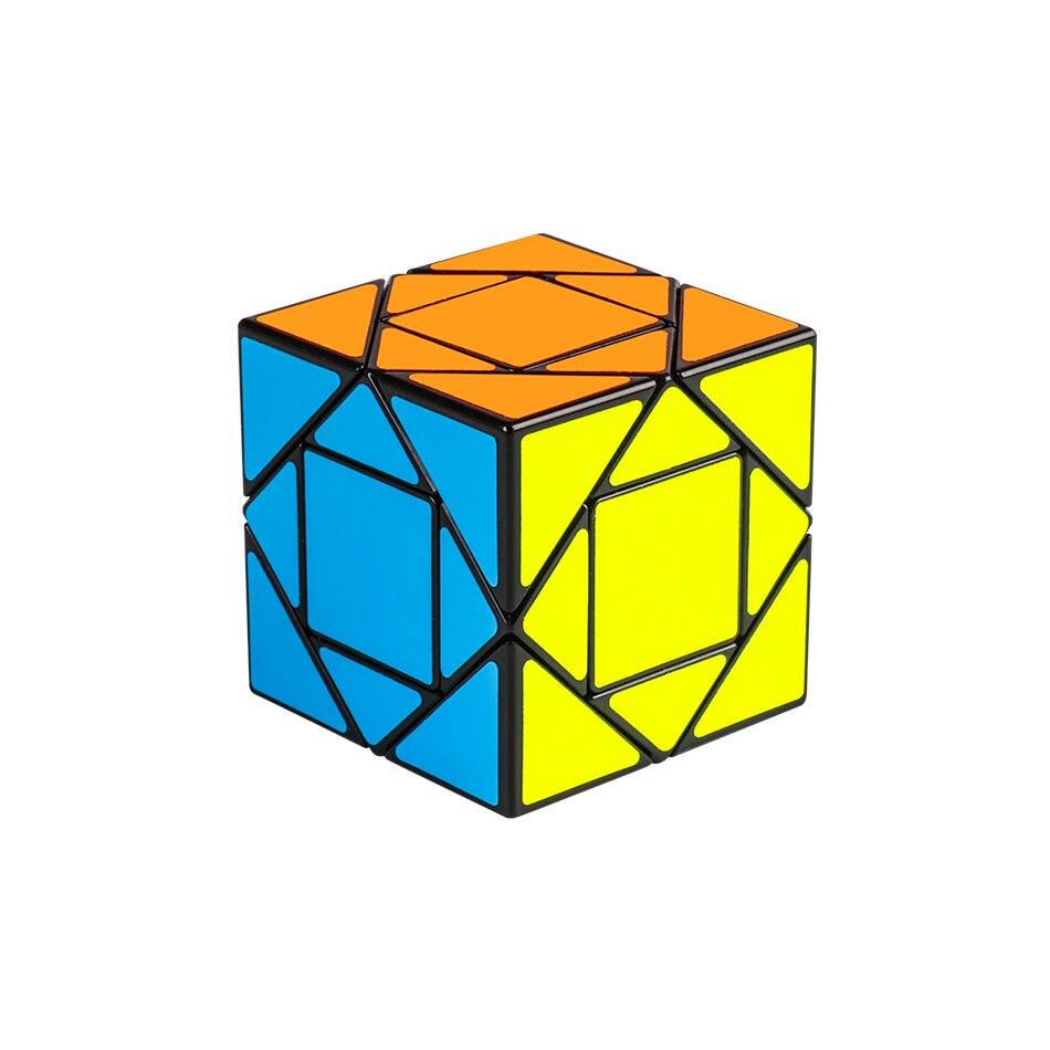 Cubo mágico MOYU Cubing Classroom Pandora 3x3x3, cubo giratorio neo, cubo de velocidad, rompecabezas de forma extraña, cubo mágico, colección de Juguetes Cubo mágico sin etiqueta MoYu 3x3x3 meilong, Cubo de rompecabezas, cubos de Velocidad Profesional, juguetes educativos para estudiantes