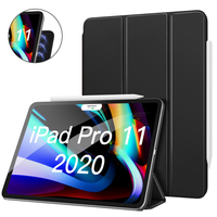 MoKo Magnetic Smart Folio Case For iPad Pro 11 2020 2nd Generation [Support Apple Pencil 2 Charging] Slim Lightweight Shell|Tablets & e-Books Case|Computer & Office -