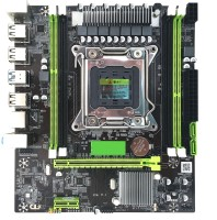 LGA 2011 Motherboard 2011 X79 DDR3 Four channels 64G Memory USB 3.0 SATA III REG ECC For Intel LGA2011 I3 I5 I7 Xeon Mainboard