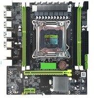 LGA 2011 Motherboard 2011 X79 DDR3 Four channels 64G Memory USB 3.0 SATA III REG ECC For Intel LGA2011 I3 I5 I7 Xeon Mainboard